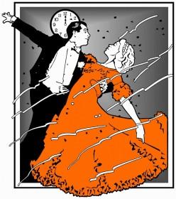 """Dancing with my memories."""