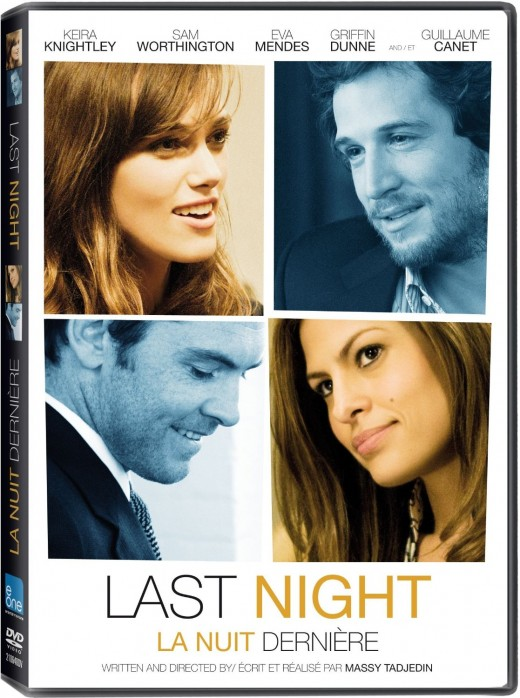 Keira Knightley Movies List | Last Night (2010)