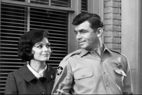 Helen Crump was Andy's love interest