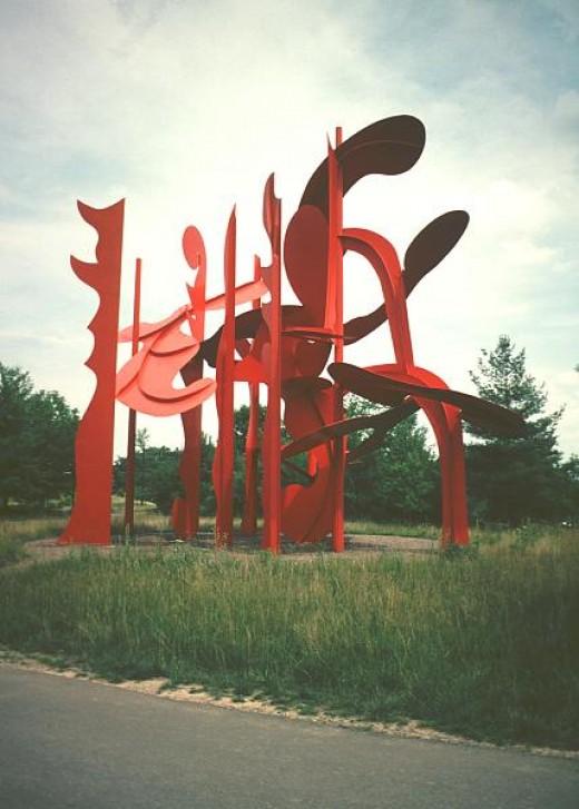 The Frederick Meijer Gardens & Sculpture Park, Grand Rapids Michigan