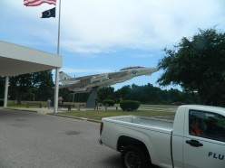 Day Seven Of Our First RV Trip: Naval Aviation Museum and Lighthouse In Pensacola, Florida