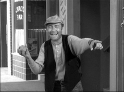 "Howard Morris not only starred as ""Ernest T. Bass,"" but directed many of the Andy Griffith Shows"