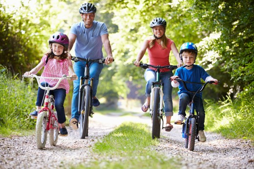 Encourage your kids to indulge into outdoor and fun activities. Be with them whenever possible.