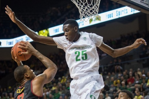 Chris Boucher did not disappoint as a JC transfer.