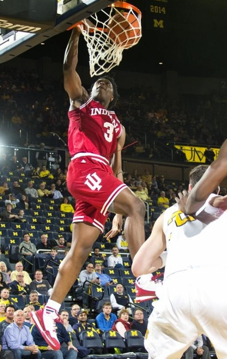 OG Anunoby probably saved Tom Crean's job.