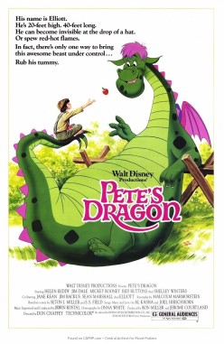 A Second Look: Pete's Dragon (1977)