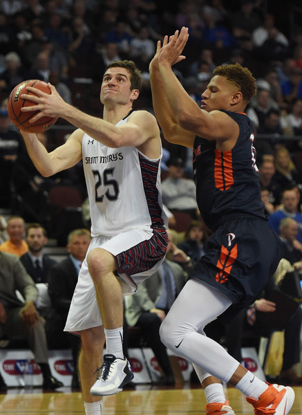 Joe Rahon needs a few more chances against ACC caliber competition.