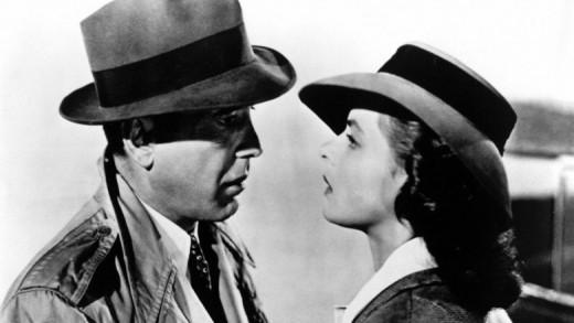 Rick & Ilsa in Casablanca