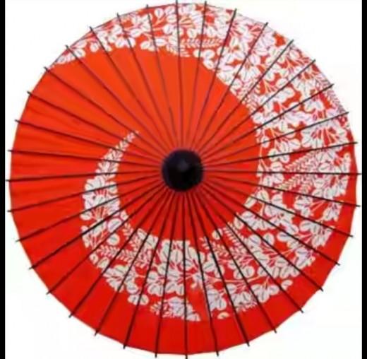 Paper umbrella from Japan