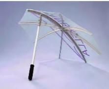 A fanbrella