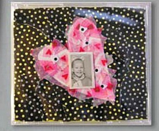 52 beautiful cd craft ideas hubpages for Picture frame crafts for adults