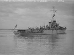 History of HMAS Condamine