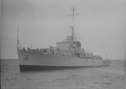 History of HMAS Culgoa