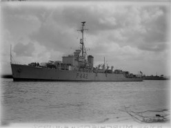 History of HMAS Murchison