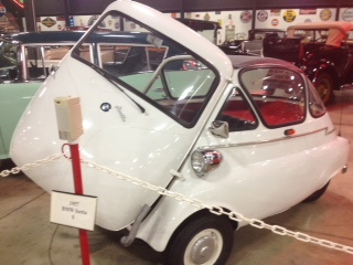 An Isetta by BMW