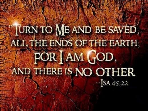 A Triune God!