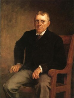 """James Whitcomb Riley's """"The Old Swimmin'-Hole"""""""