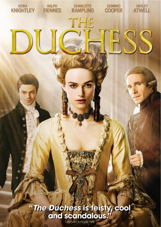 Keira Knightley Movies List | The Duchess (2008)