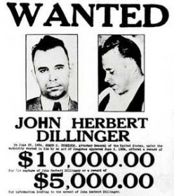 John Dillinger Killed?  Could it Have Been Mistaken Identity?