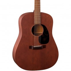 Martin D-15M Review: An All-Mahogany Dreadnought Acoustic Guitar