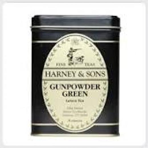 Harney Tea Gunpowder Green