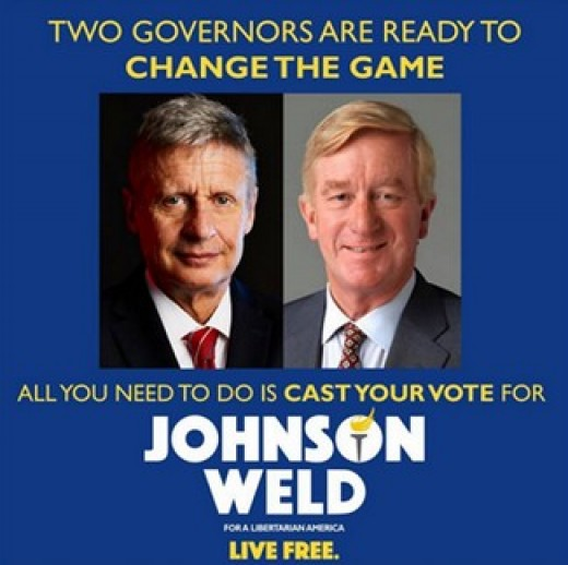 Libertarians: The only rational choice for Prez & VP