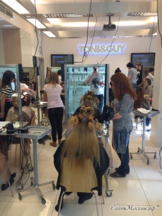Toni and guy hair salon review hubpages - Salon relation client ...