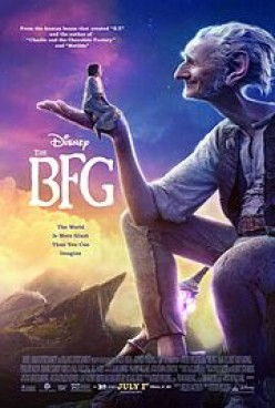 A London Girl Meets The BFG