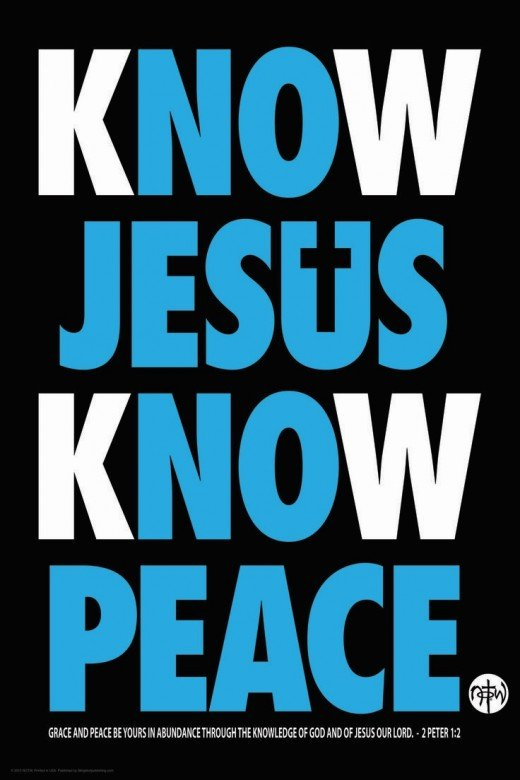 Jesus is the Answer!!