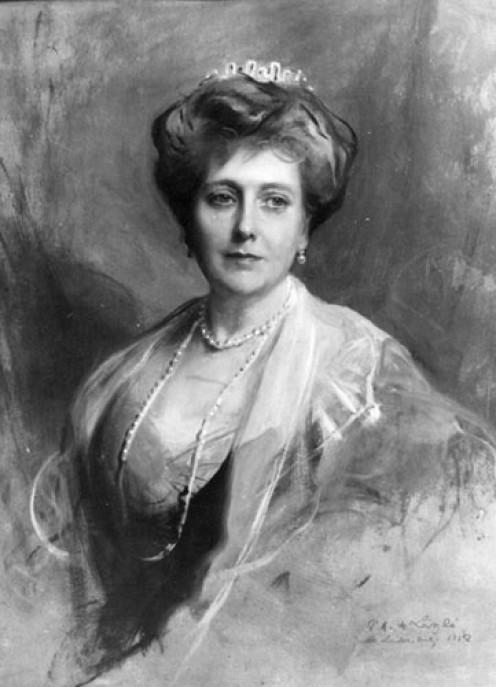 Princess Henry of Battenberg, nee Princess Beatrice of Great Britain, 1912, by Philip de Laszlo