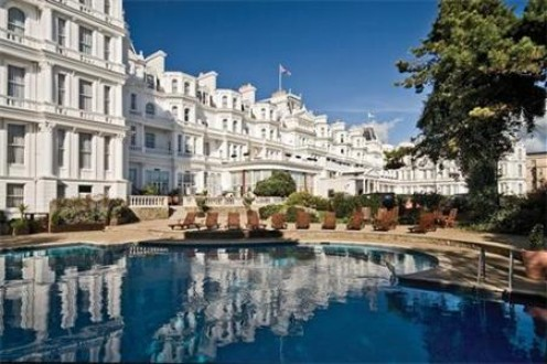 Grand Hotel, Eastbourne, East Sussex