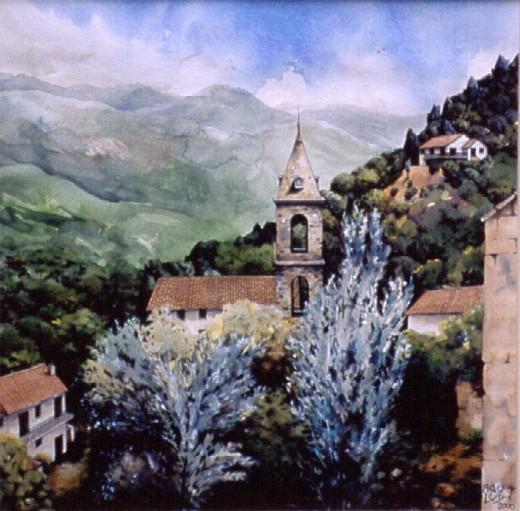 """Serra"" by Helen Lush"