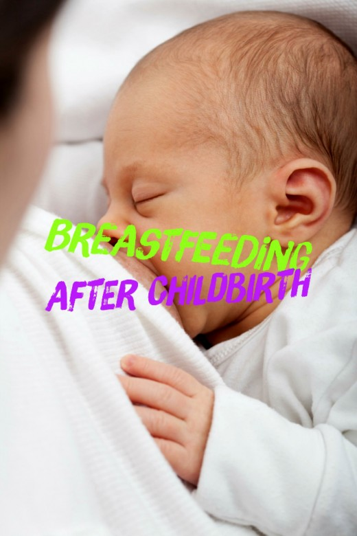 If you had a general anesthetic you will stay in the recovery room until you are fully alert. However you can still breastfeed once you are more alert.