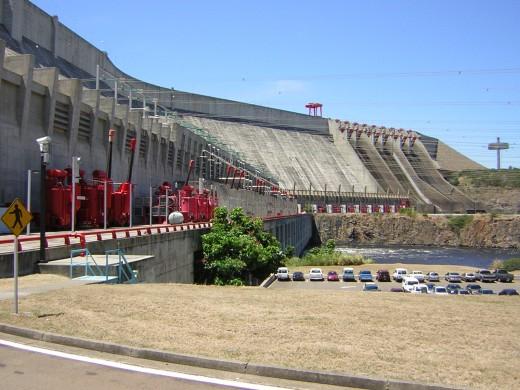 Guri Dam in Venezuela