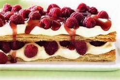 Millefeuille Dessert Recipe