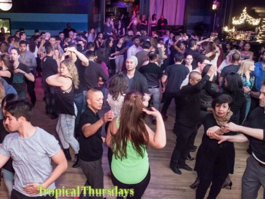 Ritmo Thursdays at Rio Chicago