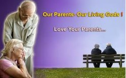 Parents are the most neglected category around the world!