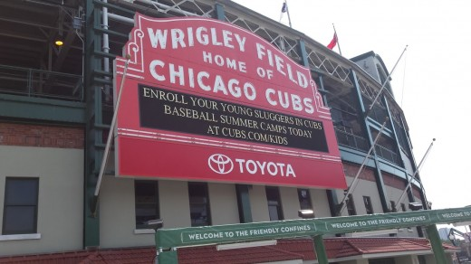 Home of the Cubbies