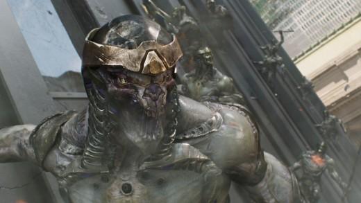 Chitauri - Marvel Cinematic Universe