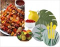 Easy Budget Table Setting And Outdoor Entertaining Ideas