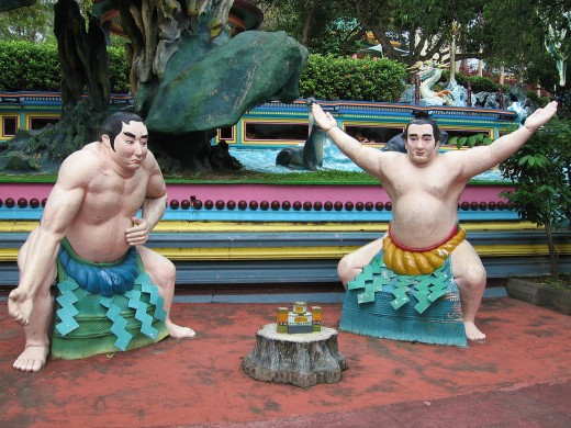 Haw Par Villa, Singapore By Sang Kang CC BY-SA 2.0