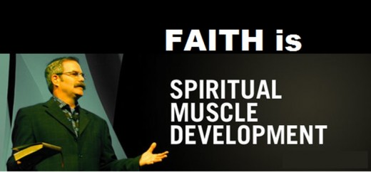 Spiritual Muscle!!