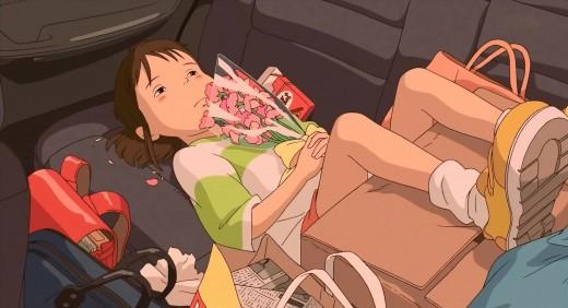 Spirited Away, Chihiro, Miyazki