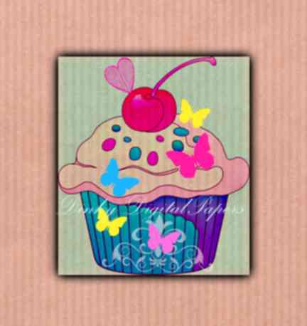 Cupcakes Can Be  Fun To Make!