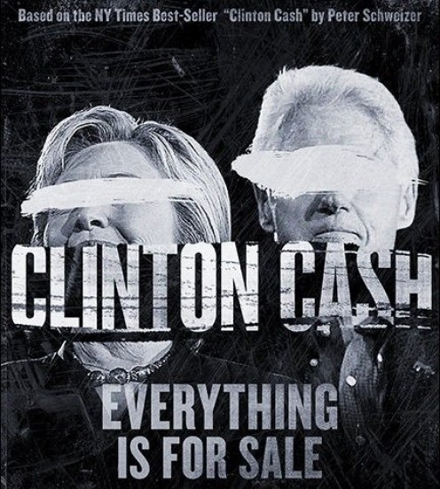 Documentary suggests more Clinton problems.