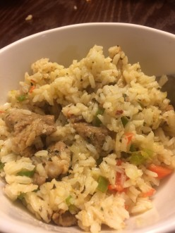 30 Minute Meals: Cajun Pork and Rice
