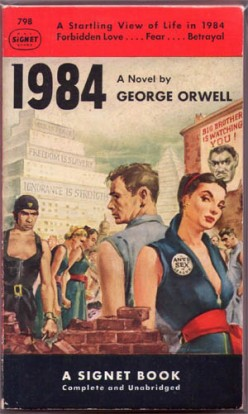 "The ""1984"" Book Review"