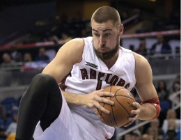 If he can stay healthy, Valanciunas can do more.