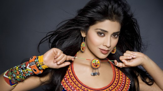Indian actress Shriya Saran