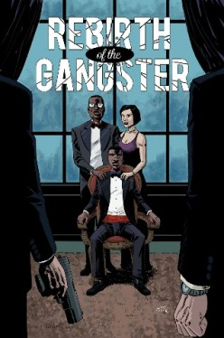 Interview with Comic Book Writer CJ Standal: The Creator of Rebirth of the Gangster
